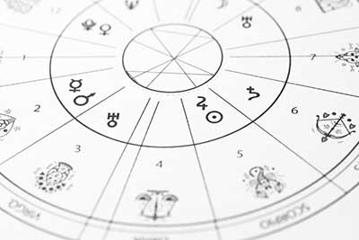 Horoskop Element: Tierkreis