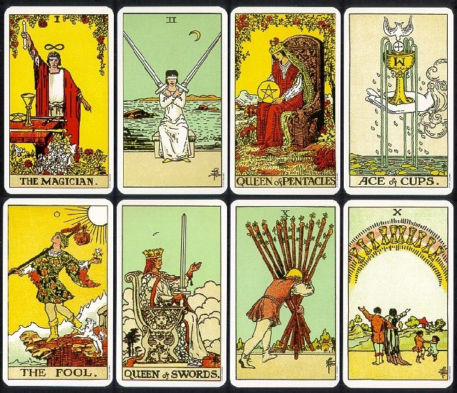 kostenlos tarotkarten legen