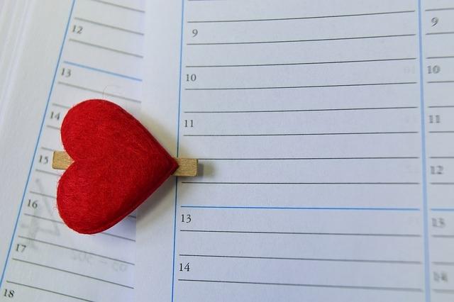 Jahreslegung ins Sachen Liebe mit Karten