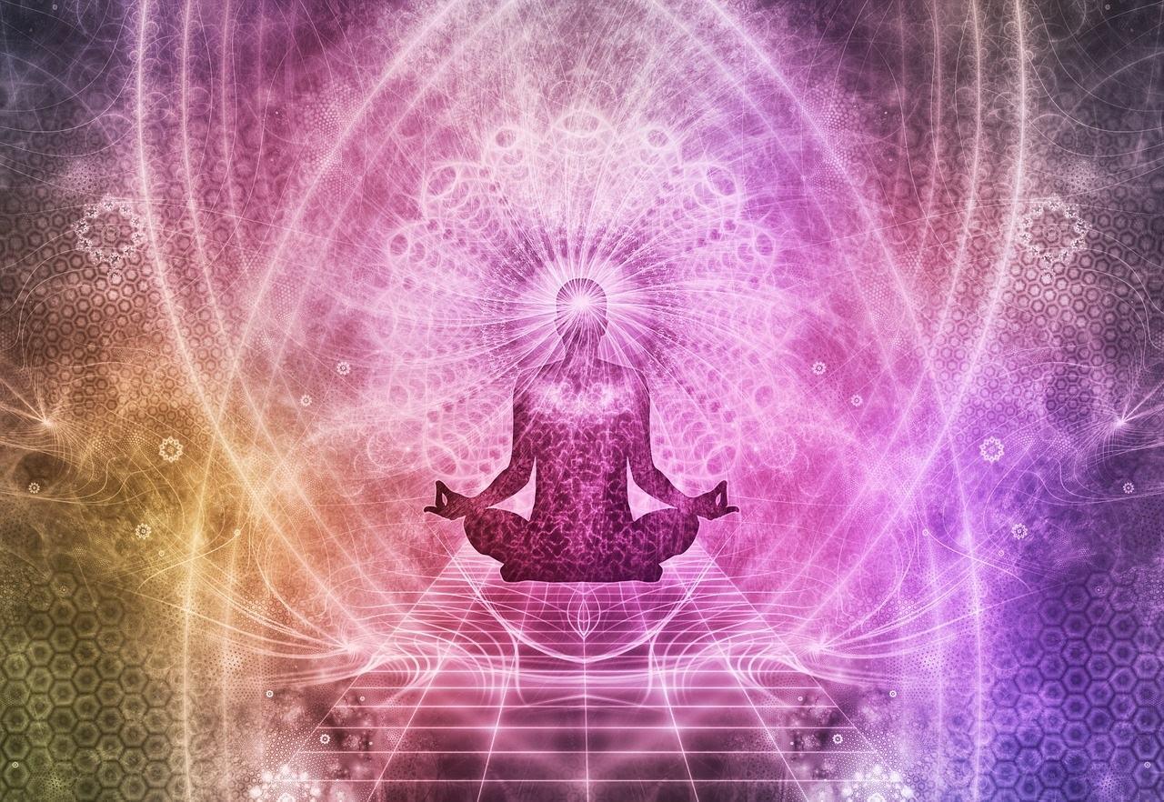 Chakra Reinigung - Meditation mit Chakren