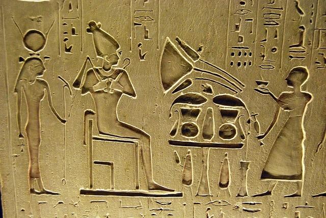 Voodoo hat seinen Ursprung in Ägypten